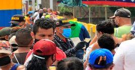 Venezuela ha extremado los controles en sus fronteras para evitar la propagación del virus en el país.