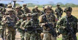 El ministro de Defensa de Colombia informó que el ejecutivo recibió el visto bueno de 69 congresistas para reanudar las operaciones de una unidad del Ejército de EE.UU.