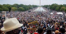 Las protestas registradas esta semana se han extendido por varias ciudades de Estados Unidos, como Portland, Nueva York y Washington.