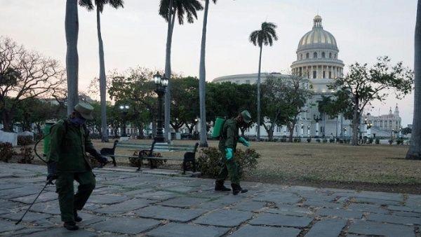 La Habana resulta la provincia con más dispersión de la Covid-19. En la  última jornada se presentaron casos positivos en 11 de los 15 municipios que existen en la ciudad.