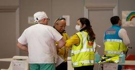 El Ministerio de Sanidad  en su último parte nacional registra un total de 439.286 casos confirmados y 29.011 fallecimientos.