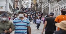 La capital de Ecuador, es la ciudad más golpeada por la pandemia al registrar 21.739 contagios.