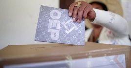 Las elecciones generales en Bolivia se realizarán el próximo 18 de octubre.