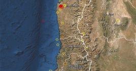 Reportes desde las ciudades de Tongoy, Coquimbo y La Serena señalan que el sismo se sintió con fuerza en la región provocando alarma en la población.