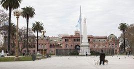 Argentina se encuentra entre los cinco países de América Latina más afectados por la pandemia.