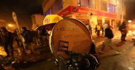 Las manifestaciones contra el abuso policial se han extendido por varias ciudades colombianas