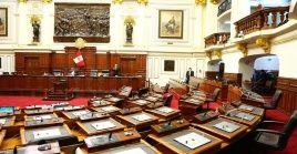 Para ser aprobado, el pedido de destitución o vacancia debe recibir el voto afirmativo de al menos 87 legisladores.