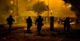 La mayoría de los asesinatos se registraron en la capital colombiana durante la jornada de protestas del miércoles.