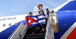 A nombre del mandatario Nicolás Maduro agradeció a los médicos de la Isla por el trabajo que realizarán.