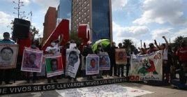 Familiares de los normalistas reconocieron la importancia de la información en una reunión con el presidente, Andrés Manuel López Obrador.