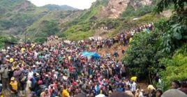 El accidente se ha producido cerca de Kamituga, al este de la República Democrática del Congo.
