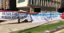 El Foladh condenó la serie de masacres que se suscitan en Colombia, así como la represión por parte de la Policía contra la población civil.