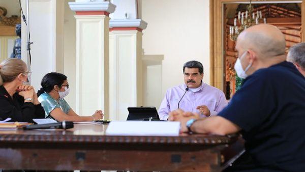 Pdte. Maduro crea el Centro Nacional Científico del Ozono para el desarrollo integral de la salud
