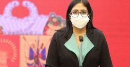 Rodríguez señaló que actualmente la nación suramericana cuenta con7.475 pacientesasintomáticos.