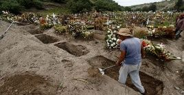México es el séptimo país con mayor número absoluto de casos y el cuarto con más muertes.