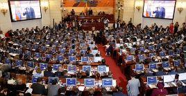 Semanas atrás legisladores solicitaron la dimisión del ministro de Defensa por la ola de masacres en varios departamentos colombianos.