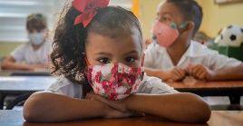 Reabrir las aulas en condiciones de seguridad para niños, niñas y adolescentes es la recomendación que hacen la Unicef y la Unesco avaladas por la OMS.