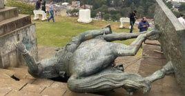 """El CRIC señaló que si al Gobierno le indigna la violencia contra las estatuas, """"a nosotros nos duelen las vidas""""."""