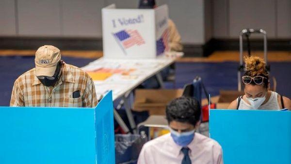 Debido a la Covid-19, todavía se debate sobre el voto por correo que Trump ha intentado bloquear.