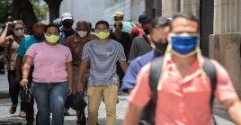 De los más de 65.000 casos de coronavirus registrados en Venezuela, 54.218 personas se ha recuperado de la enfermedad.