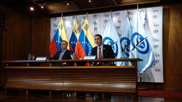 Gobierno de Venezuela rechaza informe internacional sobre DD.HH.