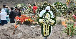Con 75.439 decesos,  México permanece como el cuarto país con más fallecidos en el mundo, después de EEUU, Brasil e India.