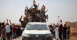 Siria ha logrado importantes victorias en la guerra contra el terrorismo.