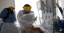 En las últimas 24 horas de 7.494 nuevos casos mientras que 12.516 pacientes recuperaron.