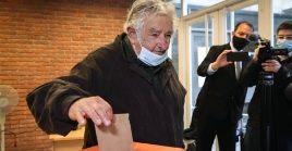 Mujica, líder del Frente Amplio, ocupó la silla presidencial uruguaya entre 2010 y 2015.
