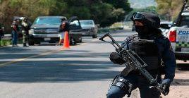 Guanajuato, es considerada desde el 2018 el estado más violento del país debido al enfrentamiento entre grupos criminales.