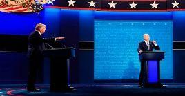 Aludiendo a los discursos xenófobos de Trump, Biden señaló que EE.UU. está padeciendo un contexto de odio y desigual.