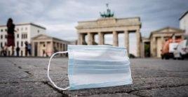 Las autoridades gubernamentales de Alemania consideran que con el otoño y el invierno podrían aumentar los casos del nuevo coronavirus.