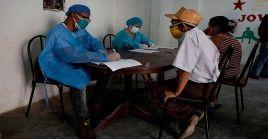 La autoridades venezolanas señalaron que de los 74.363 casos de la Covid-19, 9.542 se encuentran activos.