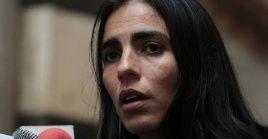 La exdiputada expresó preocupación porque continúa la persecución política contra los funcionarios del Movimiento Al Socialismo (MAS).