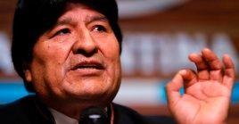 """Evo Morales ha catalogado de """"ilegales"""" e """"inconstitucionales"""" las acusaciones en su contra."""