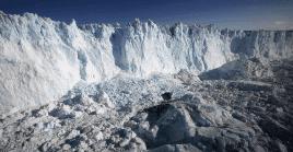 El trabajo multidisciplinario se apoyó enun modelo de capa de hielo de última generación para simular cambios en el sector suroeste de Groenlandia.