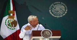 López Obrador dijo que quisiera reunirse con todas las víctimas de la violencia en México.