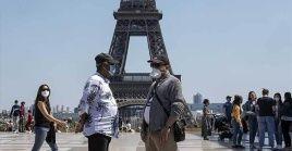 Francia notificó este domingo 12.565 nuevos casos y 13 fallecidos por coronavirus.