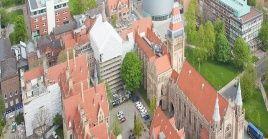 """La Universidad de Manchester ha """"cancelado o pospuesto todos los eventos en el campus""""."""
