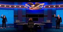 Kamala Harris afirmó que existe una diferencia fundamental en la agenda económica entre Joe Biden y Donald Trump.