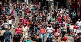 Sao Paulo es el estado más afectado del país, con 36.669 muertos y 1.016.755 infectados acumulados.