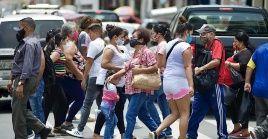 En la nación suramericana se han realizado 471.362 pruebas de detección de la Covid-19.