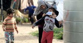 Aunque las fronteras internacionales se encuentran cerradas, los ciudadanos iraquíes en el extranjero pueden retornar a su país.
