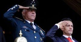 Esta es la primera vez que un militar mexicano de tan alto rango es detenido por autoridades de EE.UU.