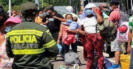 Colombia es el segundo país de América Latina más afectado por la pandemia.
