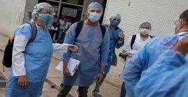 La vicepresidenta precisó que de 6.711 pacientes están activos de los cuales, 4.388 se encuentran en hospitales públicos.