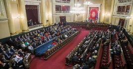 Desde el Senado español se destacó la voluntad de seguir estrechando relaciones con Irán.