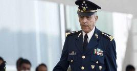 El general Salvador Cienfuegos fue secretario de Defensa de México en el periodo 2012-2018.