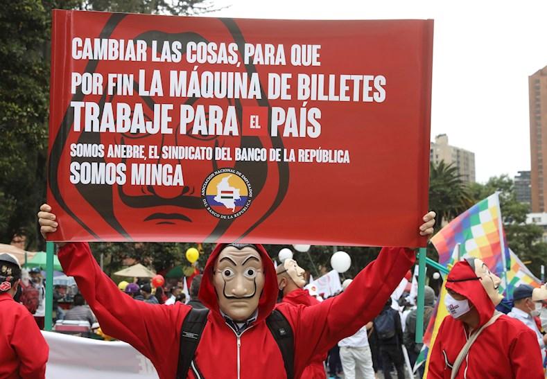 Para la huelga general convocada para esta jornada se han sumado nuevas organizaciones, movimientos y demandas.