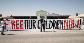Según Biden, su Gobierno tratará a los solicitantes de asilo en la frontera con dignidad.
